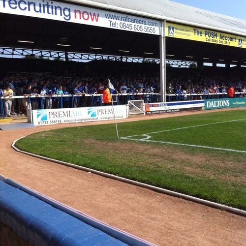 Smiths Park City >> the92.net - the home of doing the 92 Football League Grounds