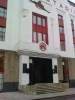 Old players and directors' entrance at Highbury