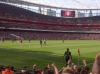 Arsenal vs Man Utd Season 2010-11 - view from away section
