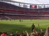 Arsenal vs Man Utd Season 2010-11 - view from away section