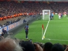 Arsenal vs Man Utd Season 2011-12 - view from away section