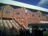 Outside the Holte End