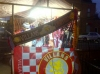 Stall outside Villa Park
