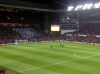 View from Doug Ellis Upper away section - Aston Villa vs Man Utd Season 2011-12