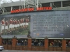 Munich 50th Anniversary tribute at Old Trafford in 2008