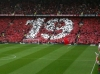 19th League title mosaic on Stretford End in 2011