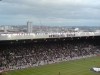 View of St James Park and Newcastle City Centre from corner away section 2007-08