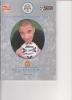 Leicester City vs Man Utd Programme 1999-2000 Filbert Street