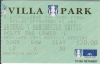 Ticket stub - FA Cup Semi Final replay -Villa Park Season 1998-99
