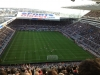 Newcastle Utd vs Man Utd - Premier League Season 2012-13 - view from away end