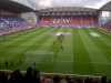 View from away end at Wigan, Season 2011-12
