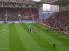 View from away end, Wigan vs Man Utd PL Season 2011-12