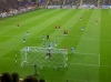 Wigan 1 Man Utd 0 - view from away end, Season 2011-12 Premier League