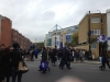 Outside Stamford Bridge - October 2012