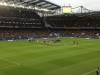 Chelsea vs Man Utd - Premier League 2012-13 - view from away end