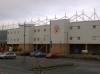 Outside Bloomfield Road, January 2011