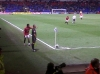 Bolton vs Man Utd Season 2009-10 Premier League - view from away end