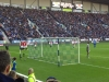 Wigan vs Man Utd, New Year's Day 2013 - view from the away end