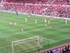 Middlesbrough vs Man Utd - Premier League 2007-08 - view from the away end
