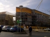 New Stan Cullis Stand being built, March 2012