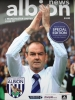 WBA vs Man Utd programme- May 2013