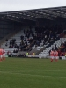 Oxford fans up at Morecambe
