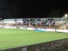 Cheltenham Fans brave the cold at Stanley