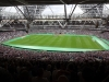 Inside London Stadium WHU v Domzale Aug 2016