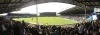 Pano from the Milton away Stand.
