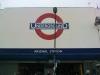 Arsenal tube station - short walk away