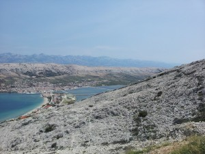 Paj in Croatia, about an hour north of Zadar