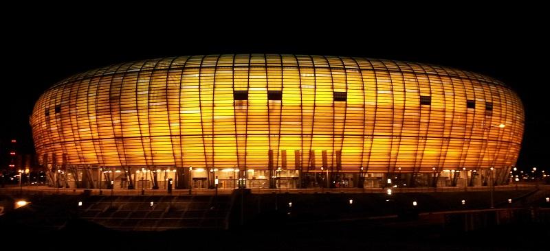 Arena Gdansk, Gdansk