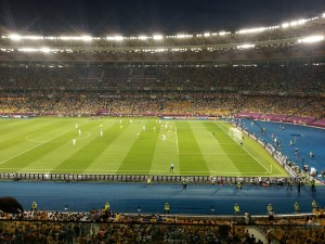 Olimpiyskiy National Sports Complex, Kiev