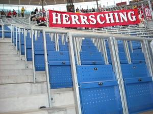 Hoffenheim hi-rail seats