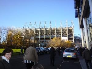 St James's Park Newcastle