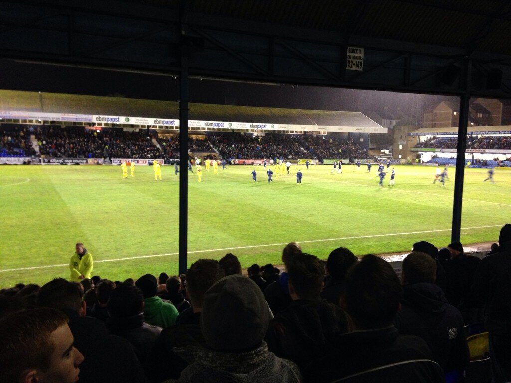 Southend's Roots Hall