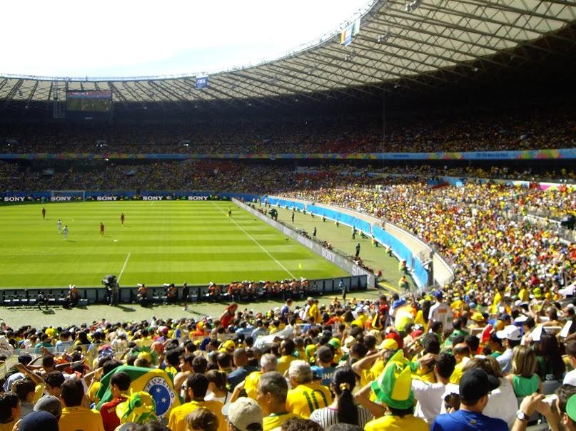 Inside the Stadium Mineirão