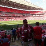 Cheltenham town fc wembley league 2 play off final 2012