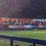 Cambridge United fc away fans