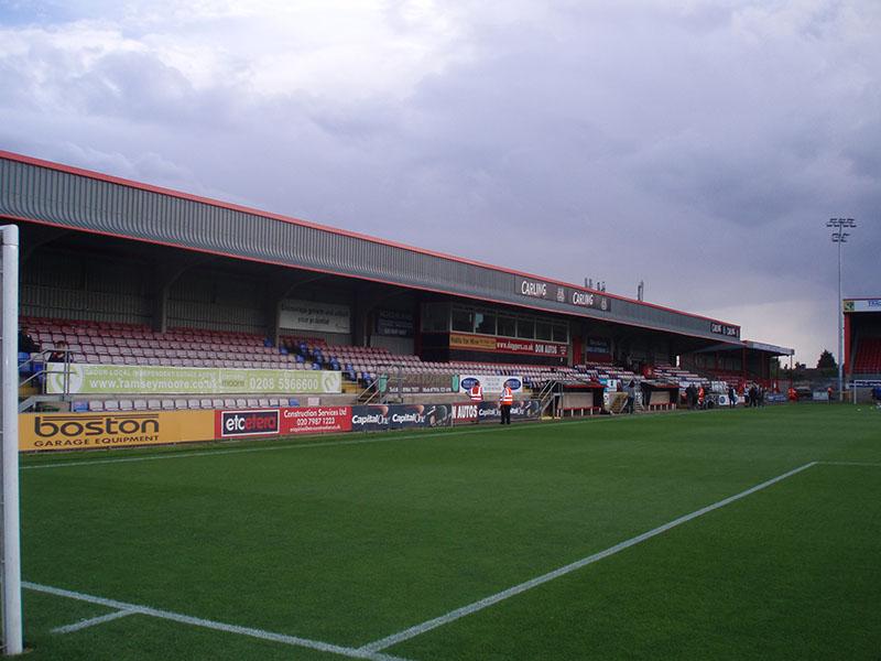 London Borough of Barking & Dagenham Stadium