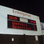 Dagenham 6 - 6 Brentford Capital One Cup