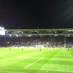 Leicester City's King Power Stadium formerly the walkers bowl