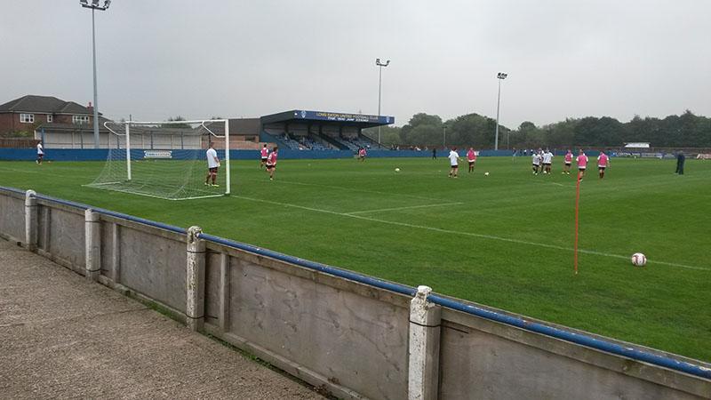 Grange Park Long Eaton United