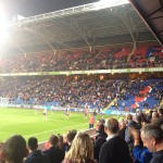 Crystal Palace Newcastle league cup 2014 extra time