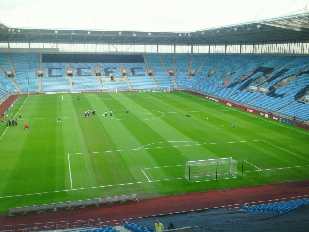 Coventry City Ricoh Arena