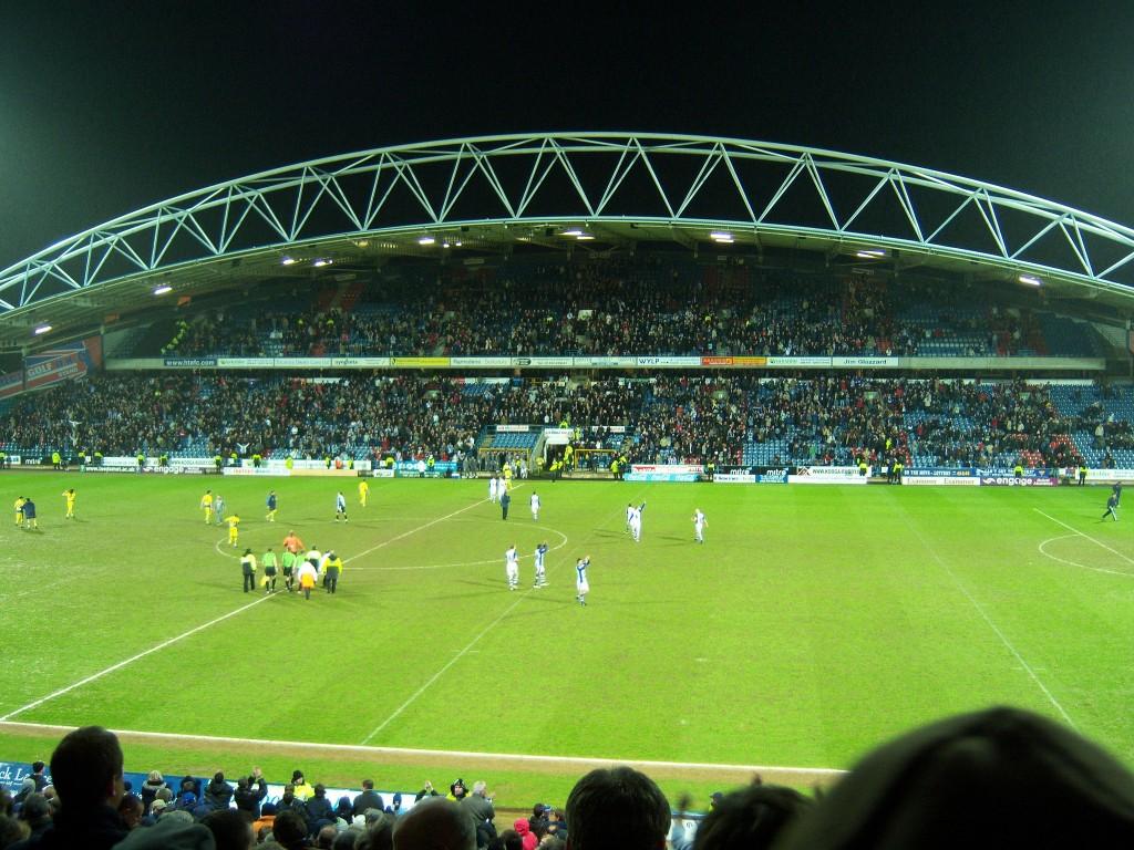 Huddersfield John Smiths Stadium