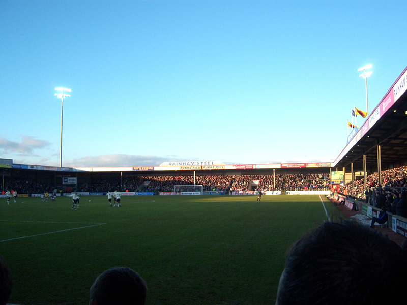 Glanford Park Scunthorpe United