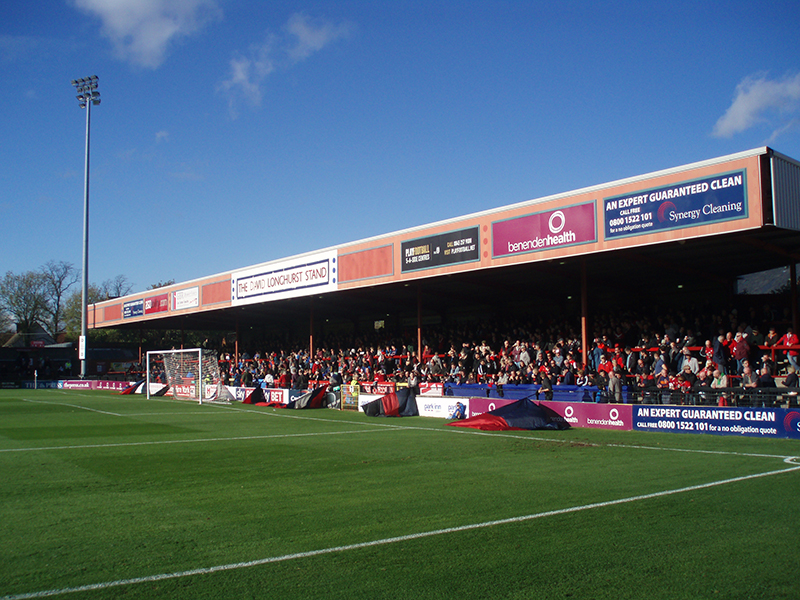 Michael Pilcher visits Bootham Crescent doing the 92 grounds