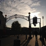 Gates at Kingsmeadow AFC Wimbledon