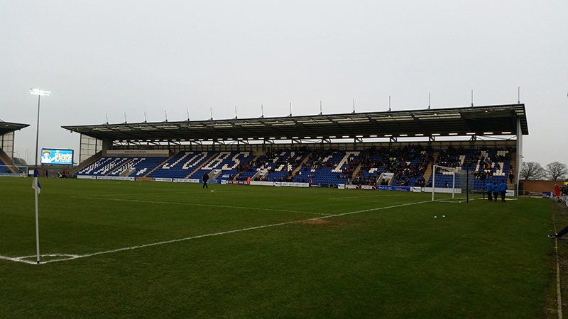Colchester United's ground